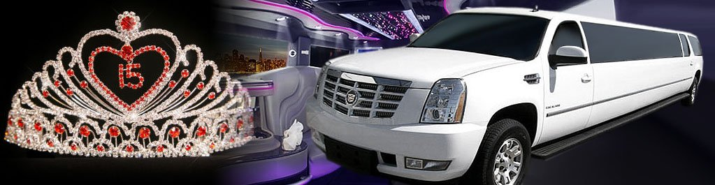 Image result for Quinceanera limo service los angeles