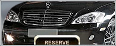 Luxury Mercedes Sedan